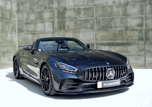 Mercedes Benz AMG GT-R Roadster 1 Of 750