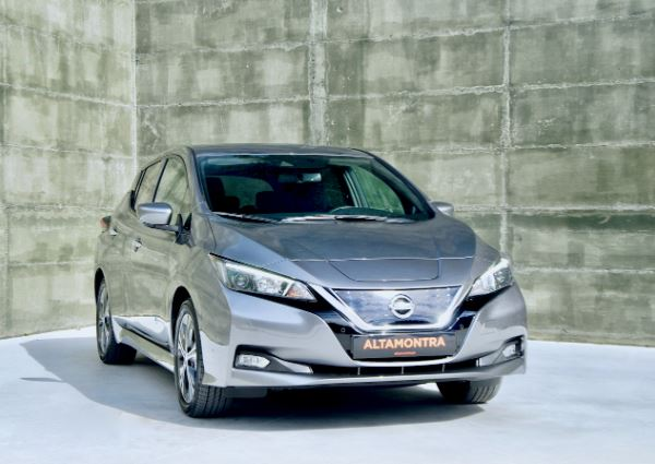 Nissan Leaf NOVO - 40 kW N-CONNECTA