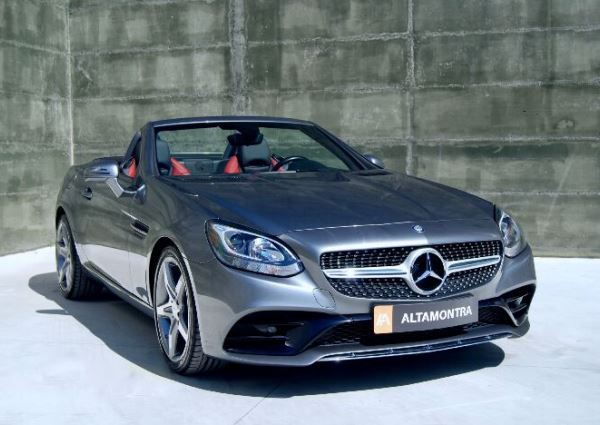 Mercedes Benz SLC 200 Roadster AMG