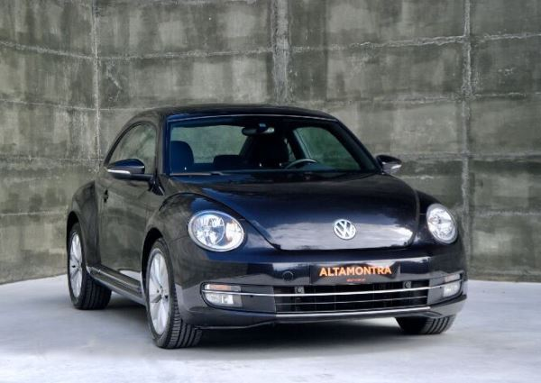 Volkswagen New Beetle 1.2 TSI Design