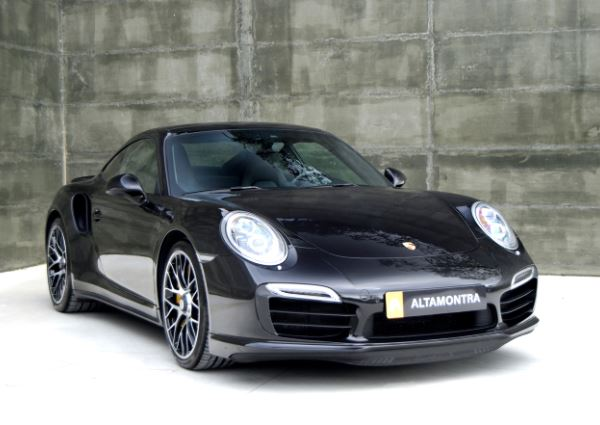 Porsche 991 .1 911 Turbo S  - Porsche Approved