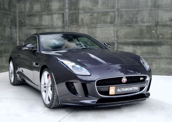 Jaguar F-Type Coupé S 3.0 V6 380 Cv