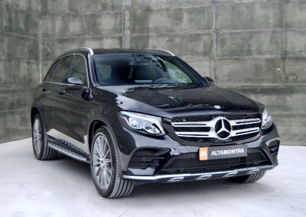 Mercedes Benz GLC 250 d AMG 4-Matic