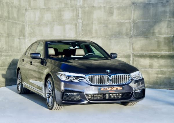 BMW 530e Pack M IPerformance Plug-In