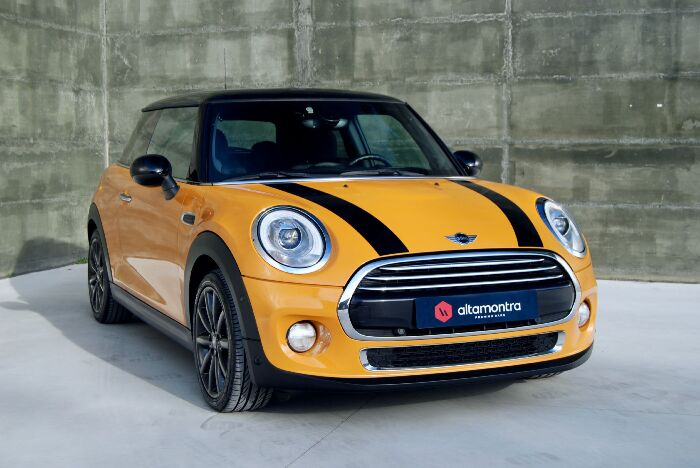 MINI Cooper D Full Extras